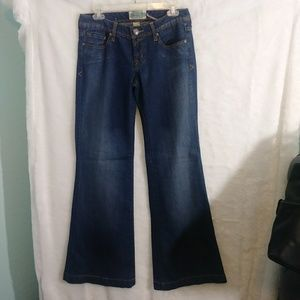 Seven7 Flare Wide Leg Jeans